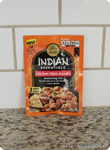 indian essentials chicken tikka masala