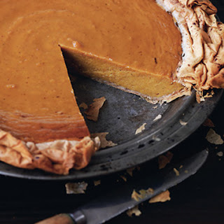 Spiced Pumpkin Phyllo Pie