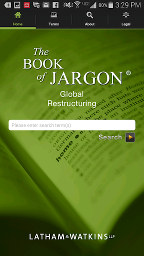 The Book of Jargon® - GR