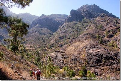 6735 Carrizal Tejeda-La Aldea(Montaña La Fuente)