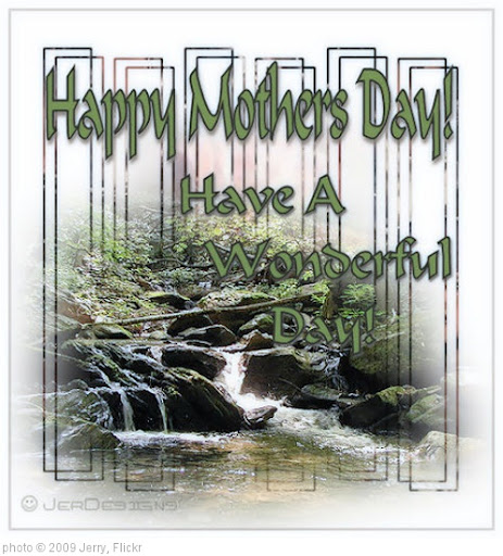 'Happy Mothers Day...' photo (c) 2009, Jerry - license: http://creativecommons.org/licenses/by/2.0/