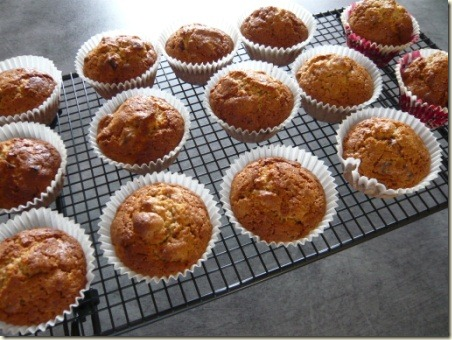 GINGER MUFFINS 7