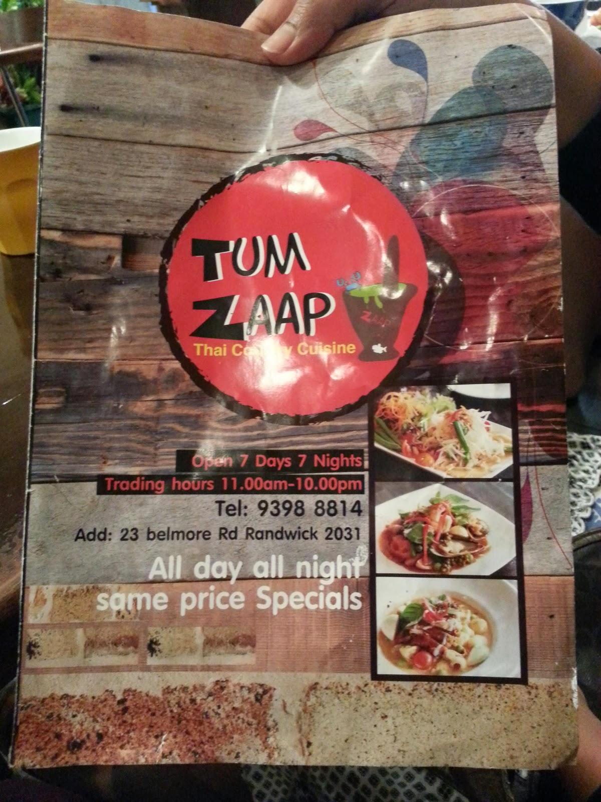 Tuum Zaap | No More Fruit Salad!