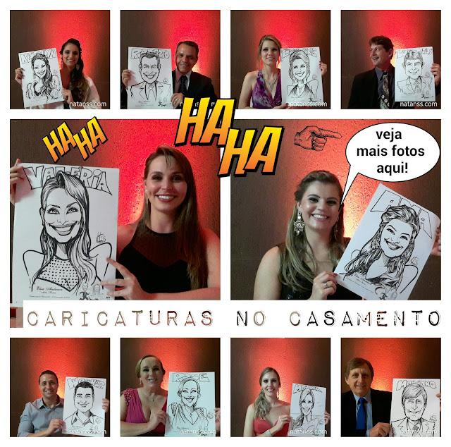 Natan Caricaturista Curitiba