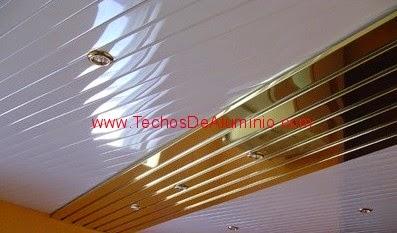 techos de aluminio turquí