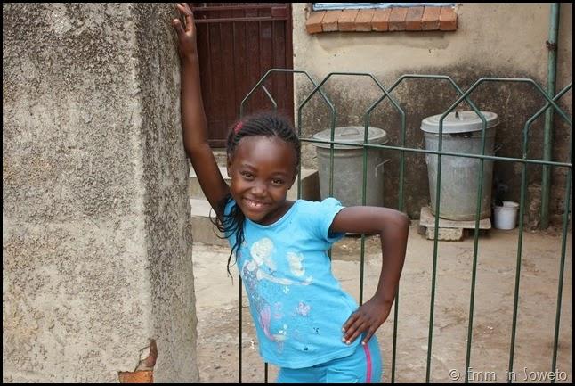 Mzimhlophe Hostel - child