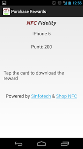 NFC Fidelity screenshot 5