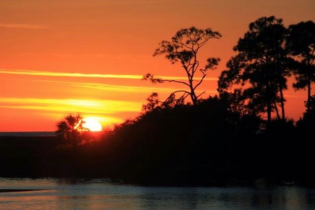 Shell Mound Sunset2
