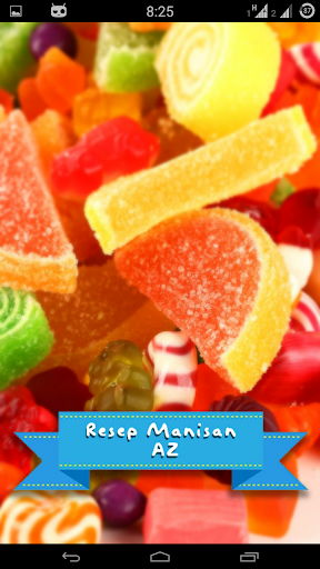 Resep Manisan A-Z