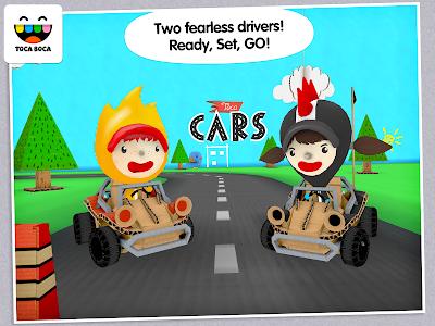 Toca Cars v1.0.4