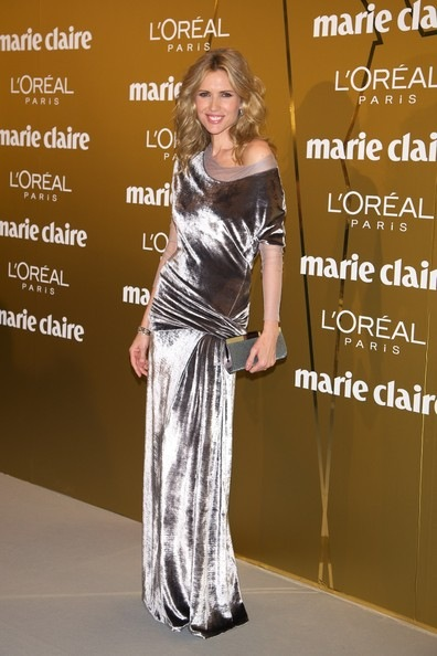 Judit Masco attends Marie Claire Prix de la Moda Awards 2012