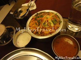Tah Mahal Indian Food 15