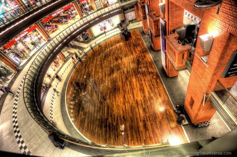 Stary Browar Poznan mall brewery