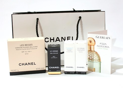 ChanelSummer2014Haul
