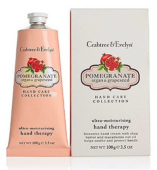 Crabtree & Evelyn Pomgranate, Argan & Grapeseed Hand Therapy