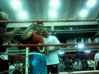 manuel liendo, chacabuco, box, knock out