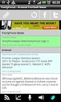 Screenshot of Man City Football News