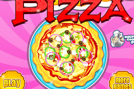 pizza cooking games - screenshot thumbnail