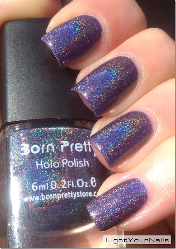 Born Pretty Store holographic 11