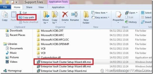 Copy Path Option In Windows 8 Explorer… -