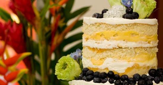 The Little Foodie A Momofuku Wedding Cake
