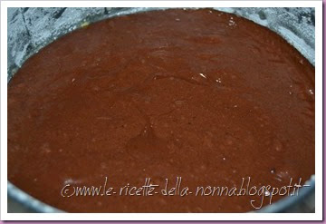 Torta al cioccolato della Pamela (4)