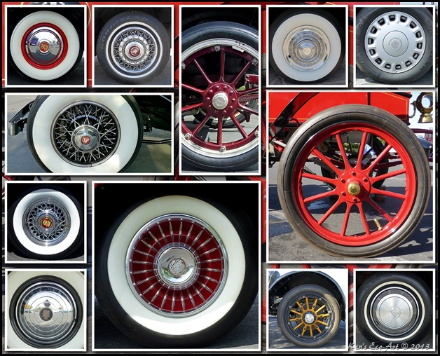 2013 Cadillac Wheels