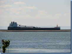 8225 Port Colborne - RT HON PAUL J MARTIN in Lake Erie from HH Knoll Lakeview Park off Sugarloaf St