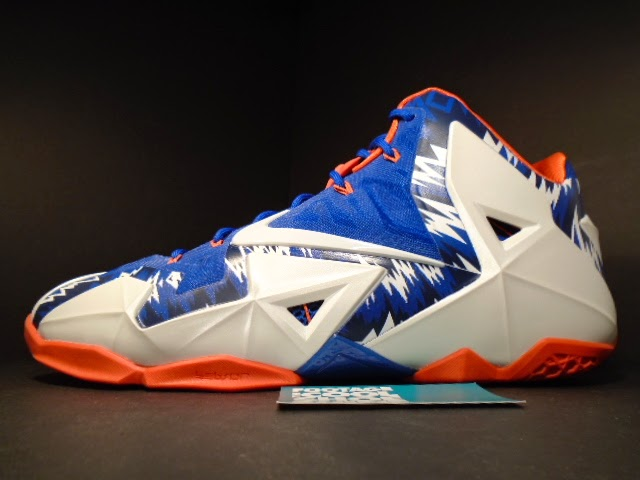 Sale Online Nike LeBron 12 Florida Gators PE