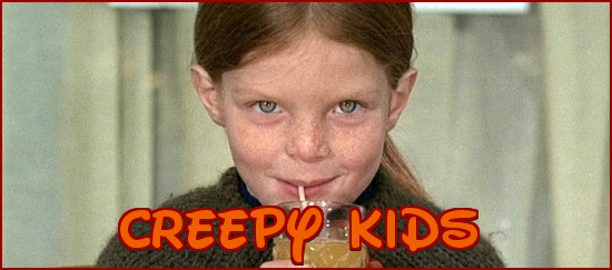 Creepy Kids Banner