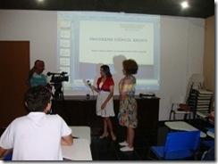 Reunião da equipe de produção do programa Ciência Aberta, da TV UFPB