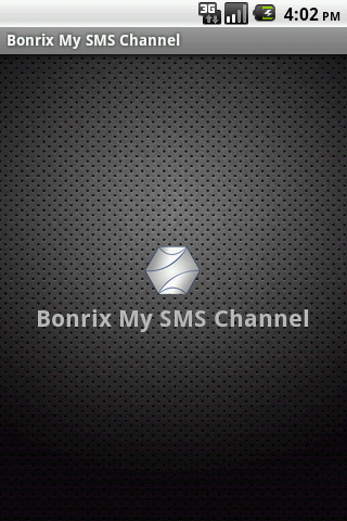 Bonrix My SMS Channel