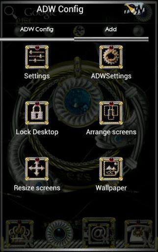 免費個人化App ADWTheme寶石雙魚座 阿達玩APP