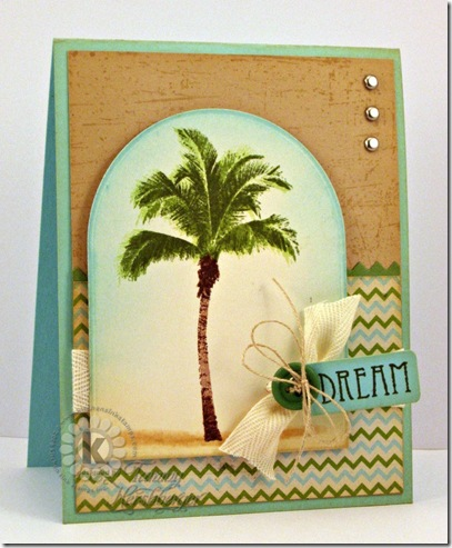 KSS Paradise Palm by Tammy Hershberger