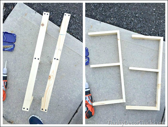 building floating shelves brackets