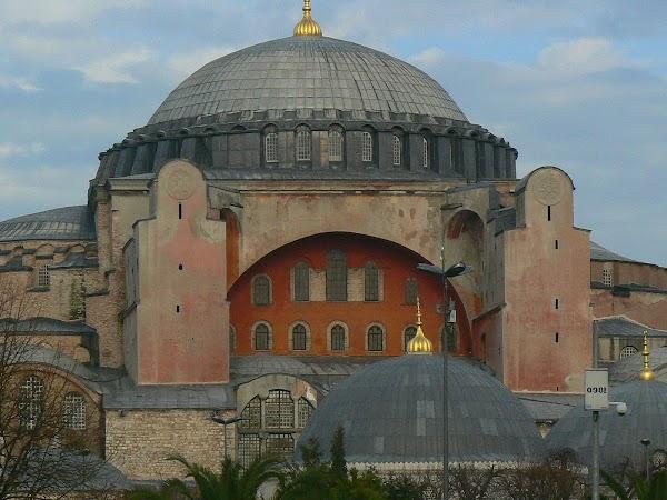 Oferta Agentia Interra: Istanbul, Moscheea Sfanta Sofia
