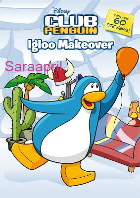 Club Penguin Igloo Makeover :)