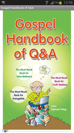 Gospel Handbook of Q A Trial