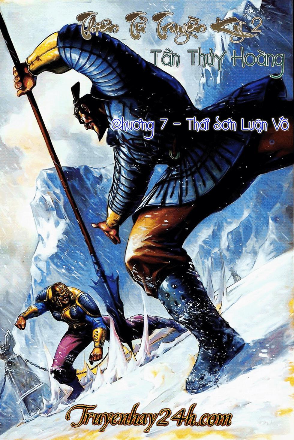 Tần Vương Doanh Chính chapter 7 trang 2