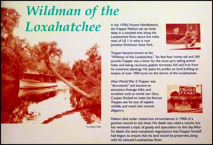 00 - Wildman of the Loxahatchee Sign
