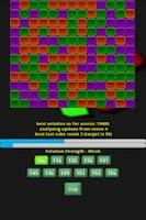 Screenshot of Cube Crash Solver