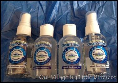 CleanSmart Hand Sanitizer