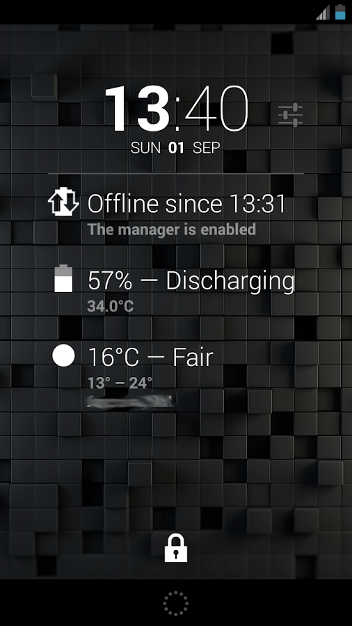 3G Manager - Battery saver - screenshot