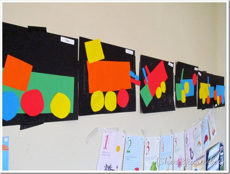 Preschool Transportation Activities PT 2 » Share