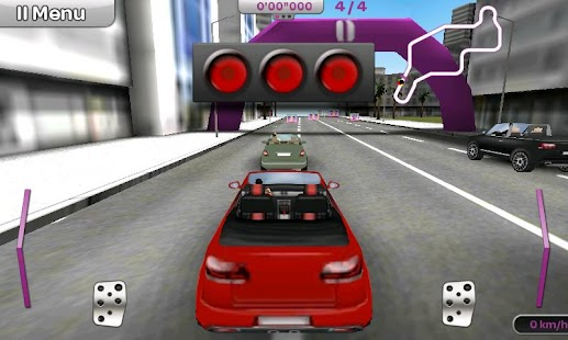 Tomobile Racing- screenshot thumbnail