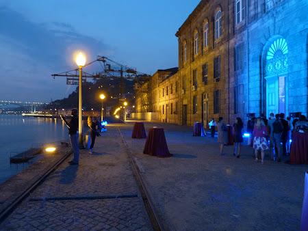 Cladirea vamii din Porto