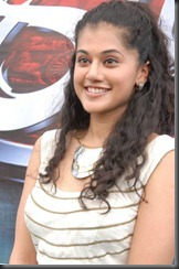 Beautiful Taapsee Latest Stills at Vasul Raja Movie Launch