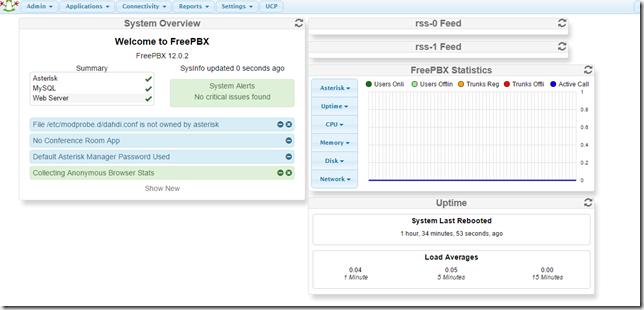 FreePBX 6 12 65 Integration with Lync 2013 - My Tech Website
