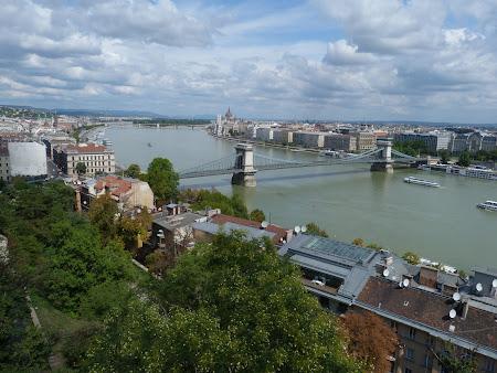 Obiective turistice Ungaria: panorama Budapestei