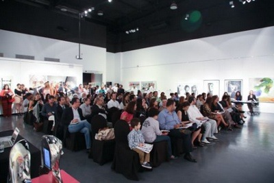 The Young Collectors Auction 14 at Ayyam Art Center, Dubai, UAE